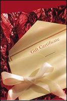 Сертификаты к новому году Салонов красоты