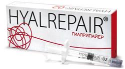 Инновационные препараты для омоложения кожи ГИАЛРИПАЙЕР