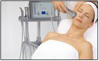 Семейство салонного оборудования кислородной терапии