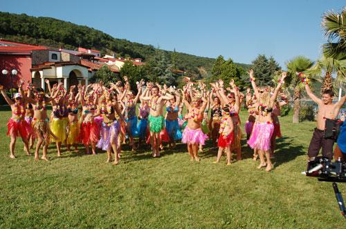 Нафестивалились в Болгарии