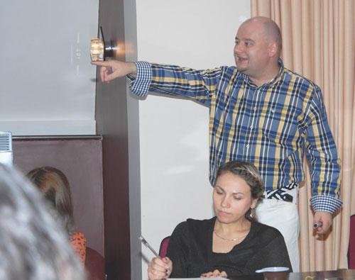 Авторская программа обучения Максима Сергеева