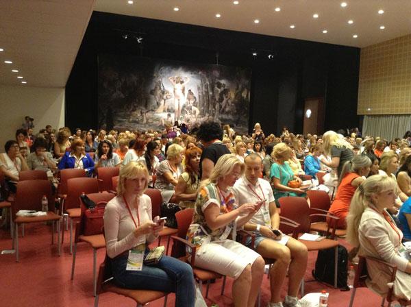 Отчет о международной конференции для косметологов
