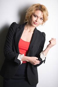 Екатерина Животкова