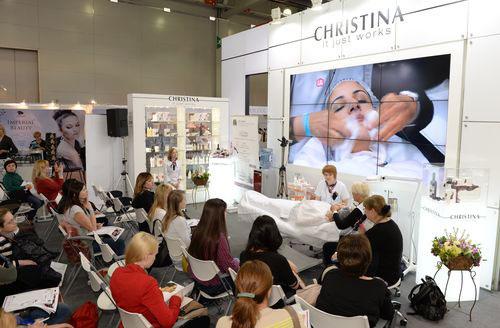 Тренды индустрии красоты на выставке INTERCHARM professional 2014