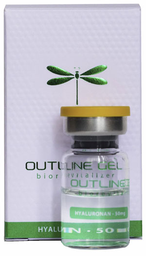 Outline gel (контур гель) 50мг, 5мг