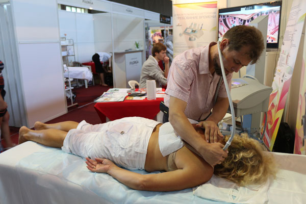 Косметическая выставка в Крыму