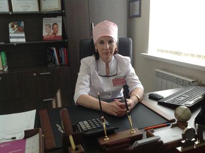 Амина Джаватханова