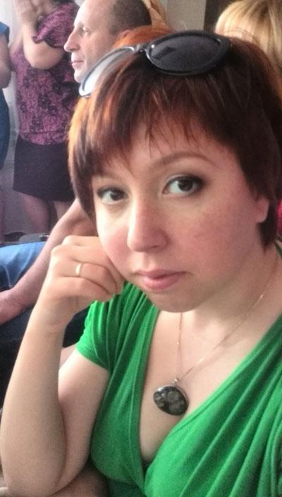 Ольга Шибакова
