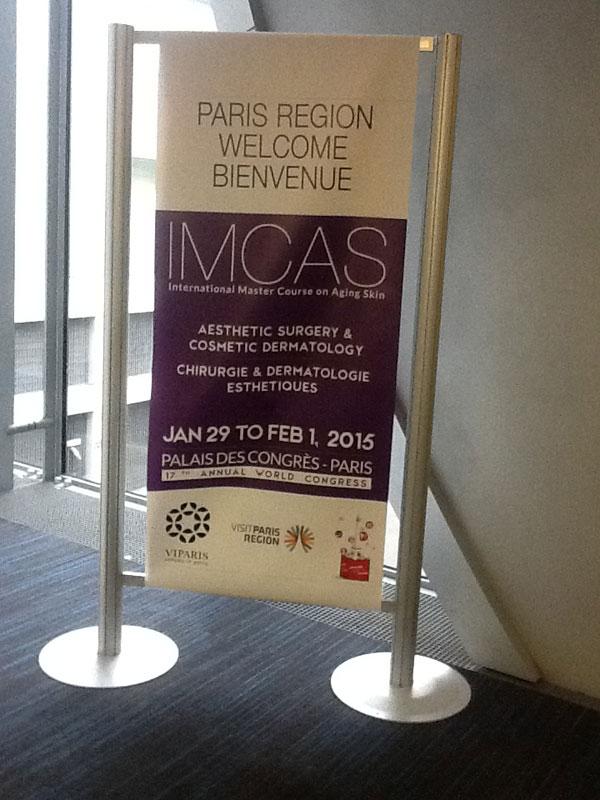 Заметки из Парижа - IMCAS 2015
