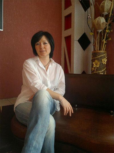 Елена Голышевская