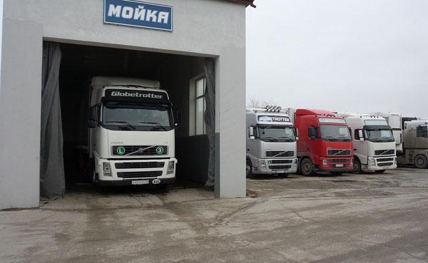 В Махачкале заработала новая сервисная станция Volvo Group Trucks