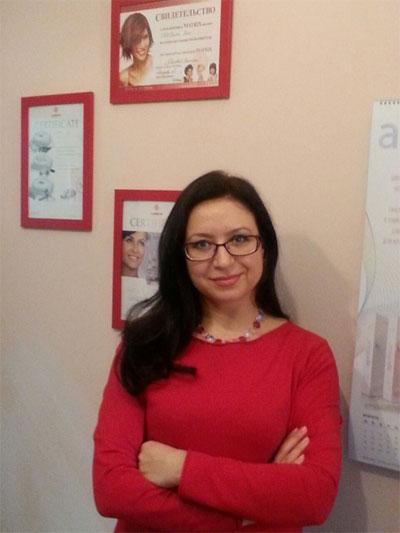 Васькина Оксана Валерьевна