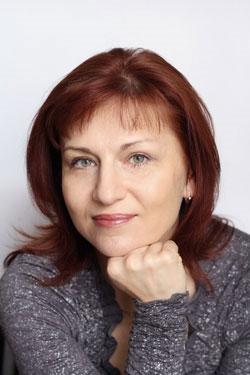 Елена Владимировна Челищева