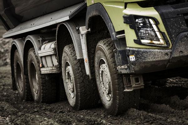 Volvo Trucks предложила новую революционную систему АТС для грузовиков строительной отрасли