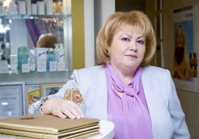 Валентина Ильинична Мельникова