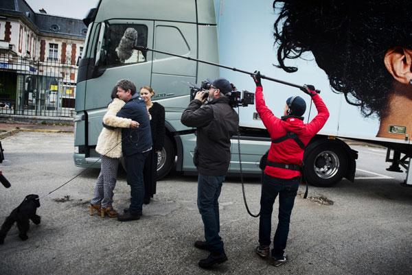 Понравится ли певице Mapei жизнь в дороге? Смотрите реалити-шоу от Volvo Trucks