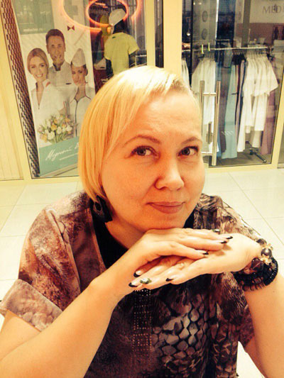 Лариса  Ребенкова