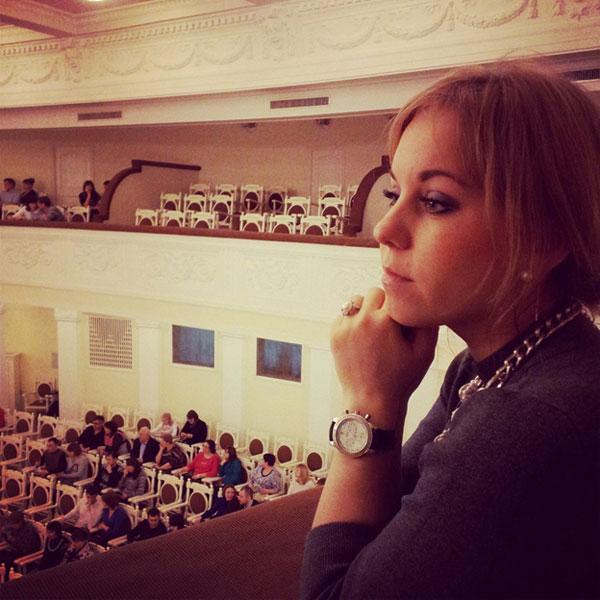 Екатерина Гудкова