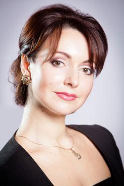 Оксана Петрунина