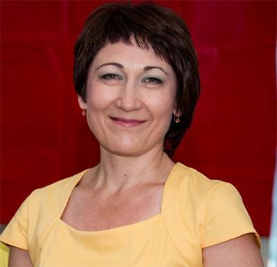 Наталья Дробышева