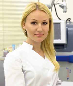 Мартыненко Елена Владимировна