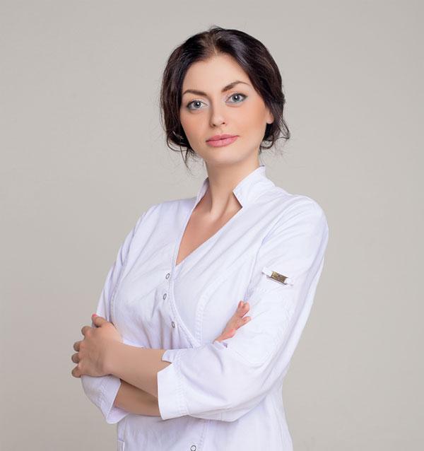 Мария Юрковская