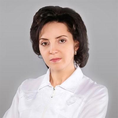 Татьяна Николаевна Красюк