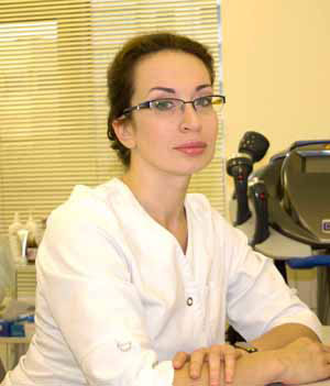 Елизавета Александровна Бебурова