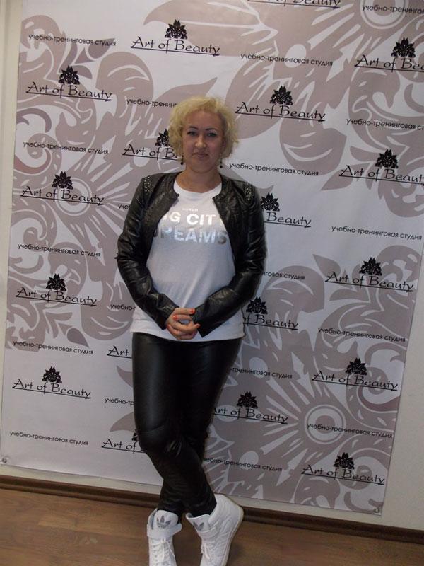 Лариса Пустоселова