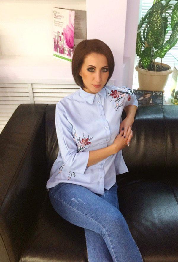 Вера Миловская