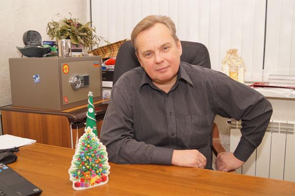 Петр Олегович Вохомский