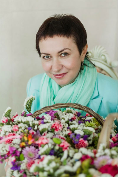 Ольга Павловна Глухова