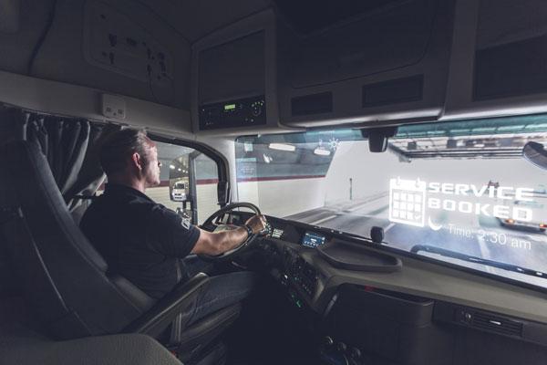 «Смартфон на колесах» - ждем новый грузовик от Volvo Trucks