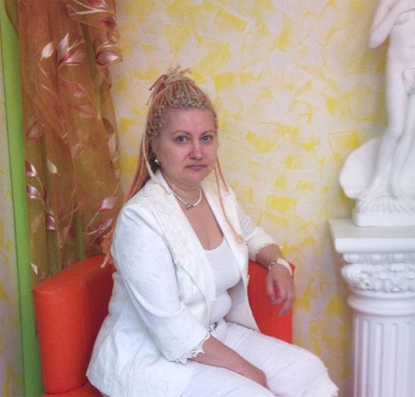 Елена Ходенкова