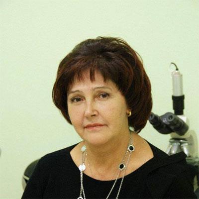 Лариса Ивановна Филиппова