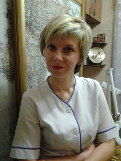 Марина Белоконь