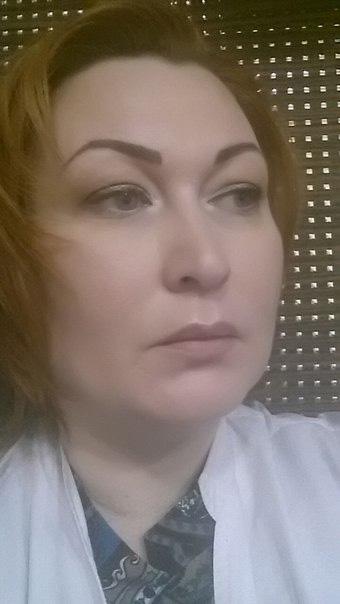 Шитикова Оксана Владимировна