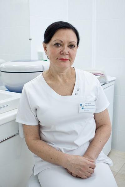 Комарова Вера Николаевна