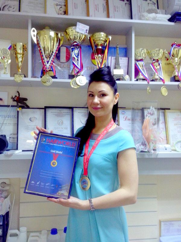 Екатерина Соломина