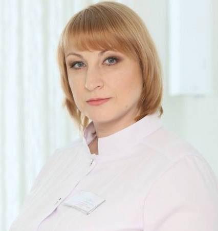 Некрасова Светлана Владимировна