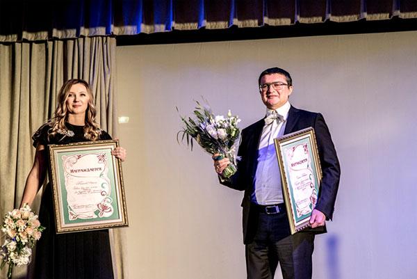 Определены лауреаты первой премии «Великолепие красоты»
