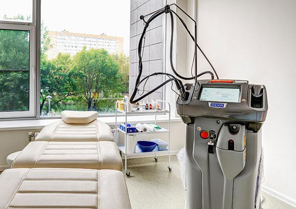 Корпорация DEKA и ее медицинские лазерные системы