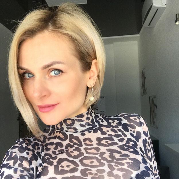 Анастасия Замиралова, парикмахер, г. Курган