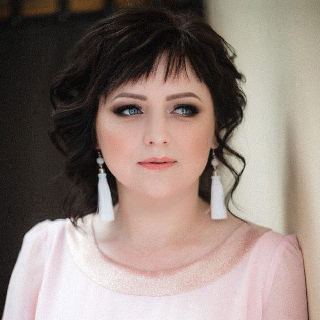 Анна Аникина, парикмахер, г. Тюмень