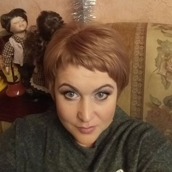 Ольга Лаптева, парикмахер, г. Пермь