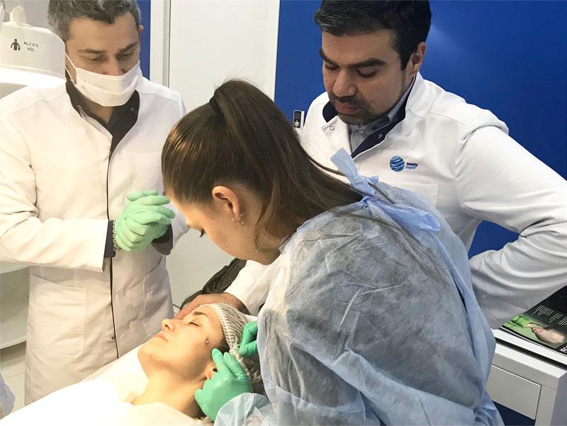 Новая образовательная программа в УЦ Beauty Expert Academy
