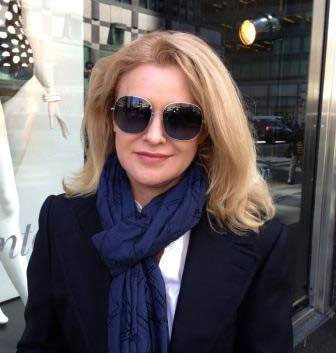 Наташа Бужинская
