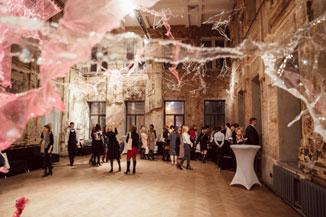 Beauty-Evening в галерее современного искусства FUTURO