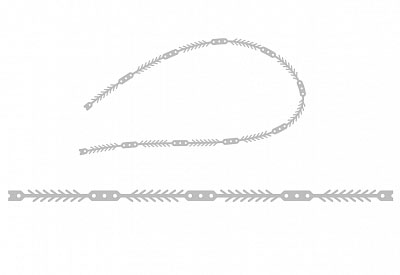 Essence Lift - рассасывающаяся штампованная нить из поликапролактона