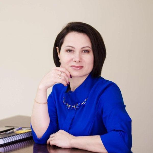 Марина Лисина